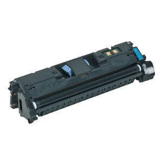 Harzer-Toner Canon/HP 9286A003 / C9701A / 122A Cyan
