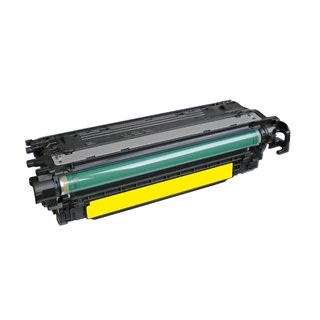 Harzer-Toner HP CE252A / 504A Yellow (7.000)