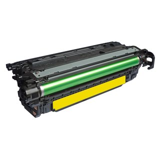 Harzer-Toner HP CE262A 648A Yellow